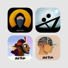 Sélection de bundles de jeux Arte sur iOS en promotion - Ex: Adventure Puzzle Bundle