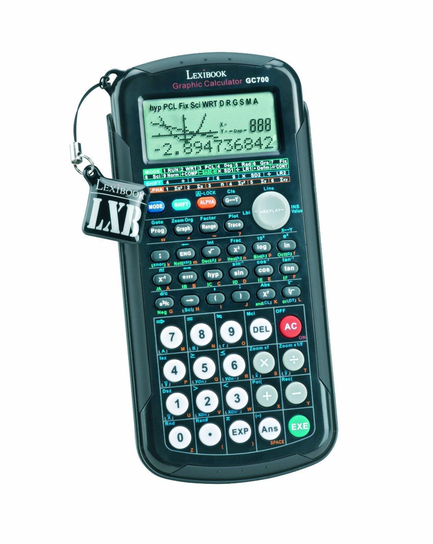 [Panier Plus] Calculatrice graphique Lexibook GC700