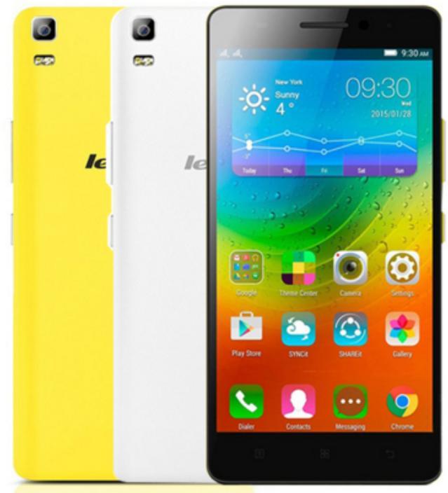 "Smartphone 5.5"" Lenovo K3 Note K50 4 G LTE FDD"