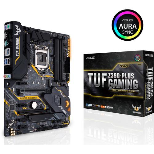 Carte Mère Asus TUF Z390-Plus Gaming