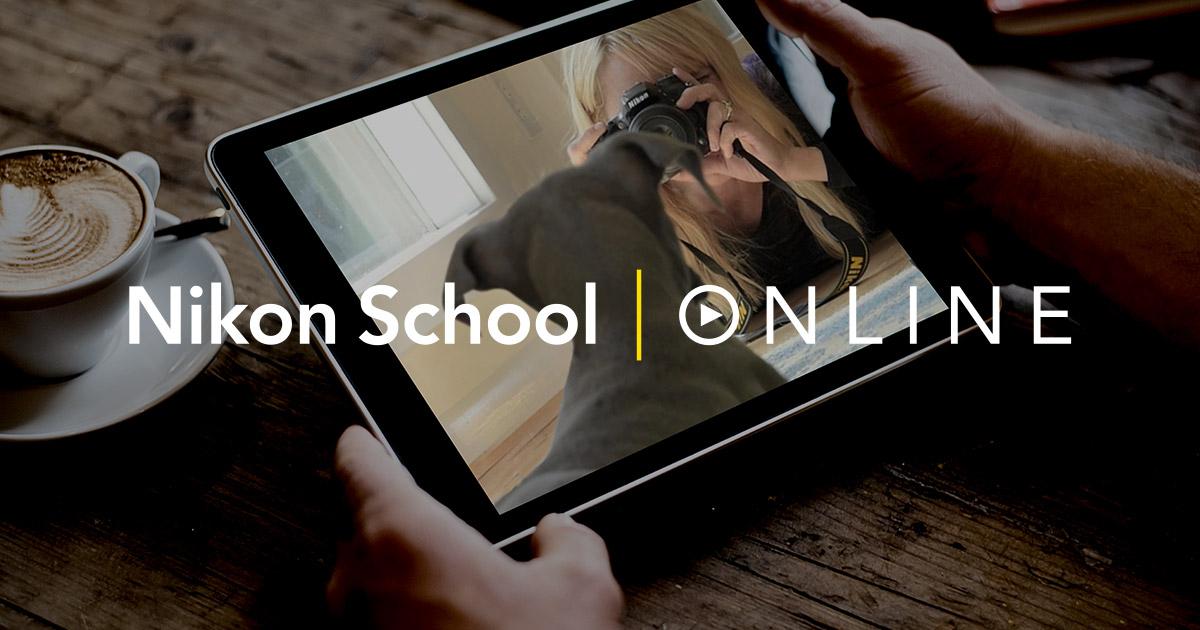 Cours en ligne Nikon School Gratuits (Dématérialisés - Anglais) - nikonevents.com