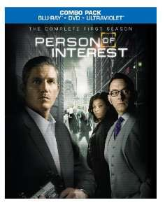 Person Of Interest Saison 1 Blu-ray