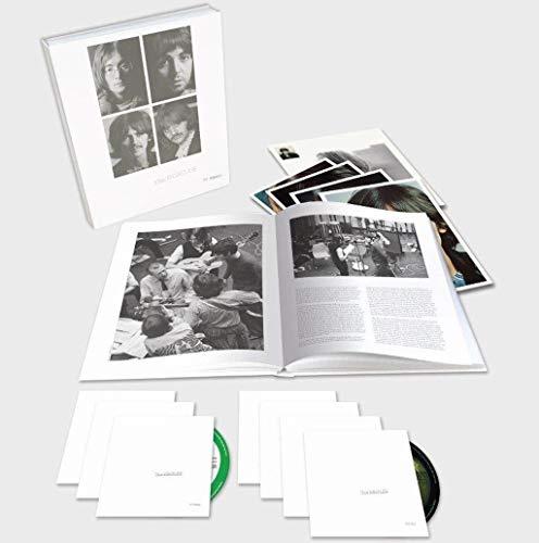 Coffret The Beatles 50th Anniversary Edition The White Album - 6 CD + Blu-ray