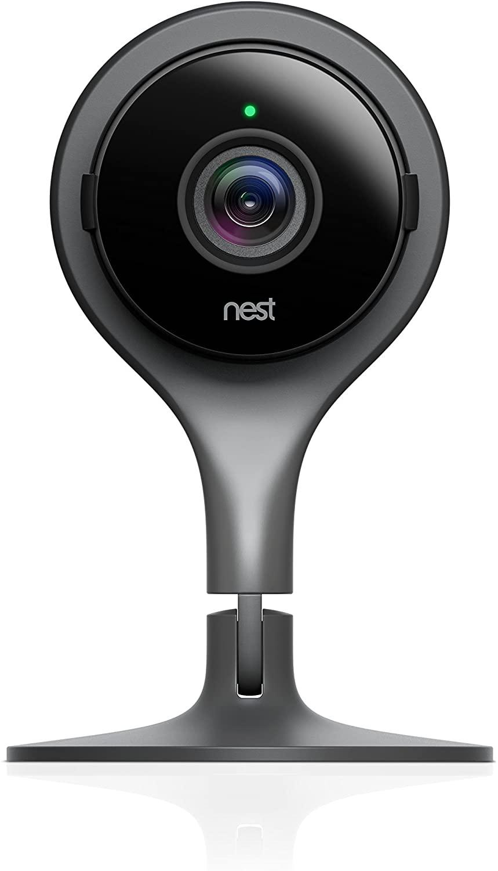 Caméra de surveillance connectée Google Nest Cam Indoor