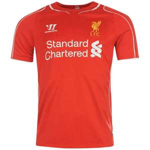 Maillot Liverpool Home 2014/2015 (Taille XL)