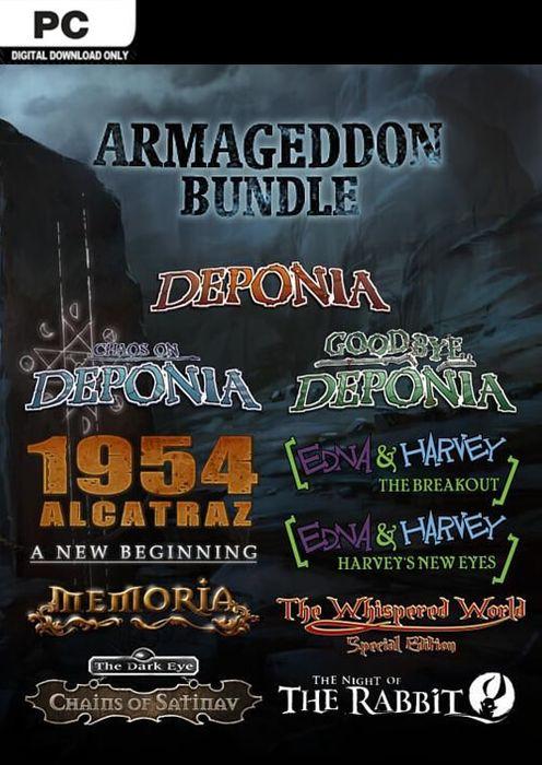 Bundle Armaggeddon - 11 jeux sur PC (Dématérialisé - Steam)