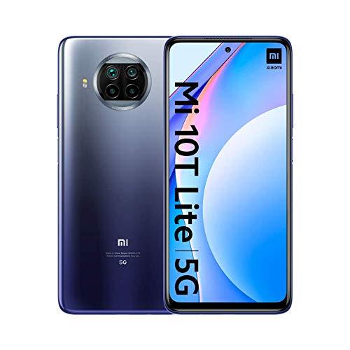 "Smartphone 6,67"" Xiaomi Mi 10T Lite - 64 Go, 6 Go de RAM"