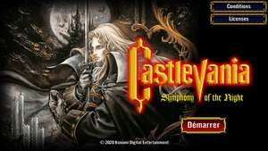 Castlevania: Symphony of the Night sur Android