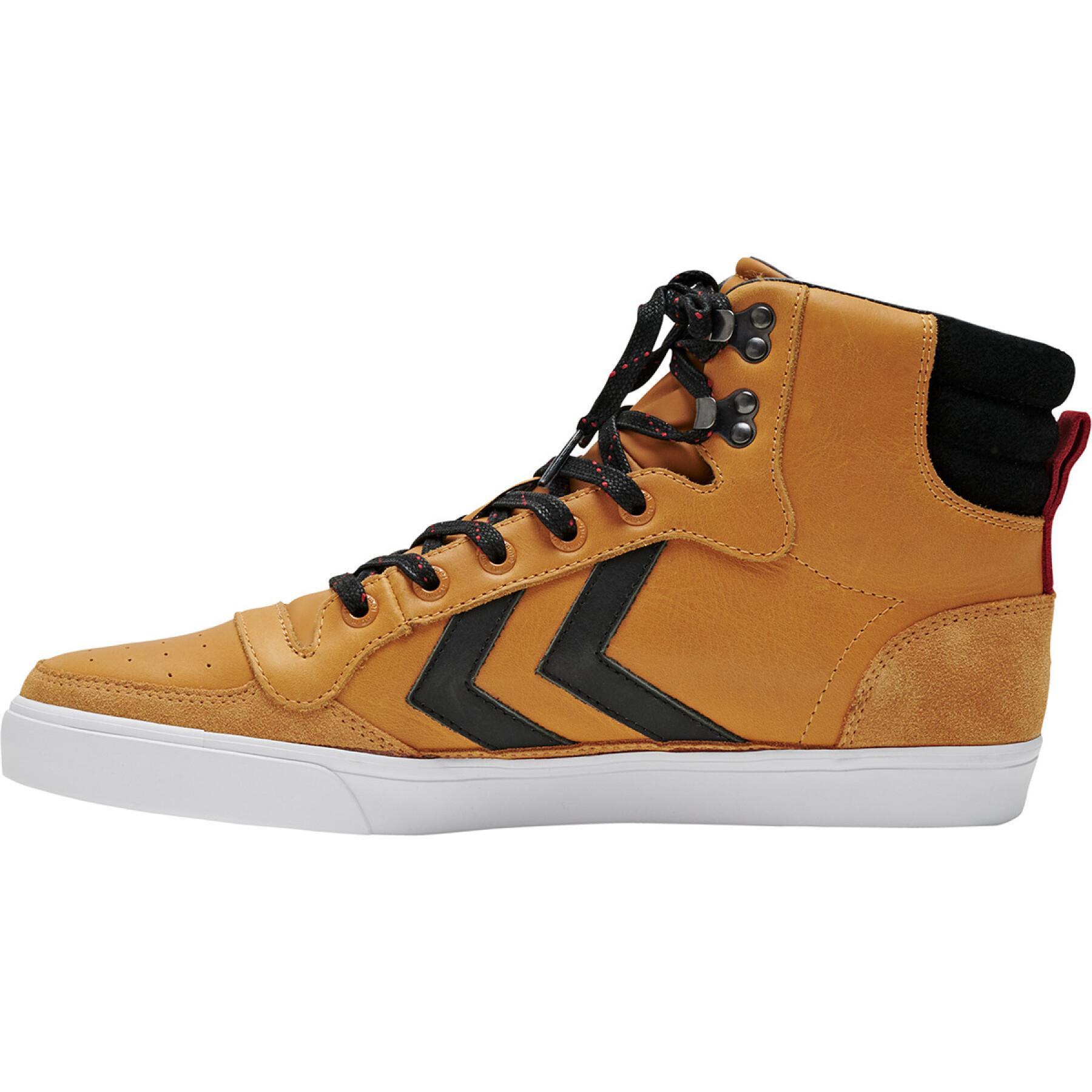 Chaussures Hummel Stadil Winter - Marron