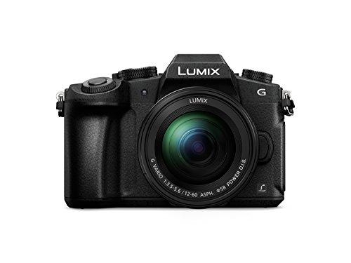 Appareil photo Panasonic Lumix DMC-G80M + Objectif 12-60mm