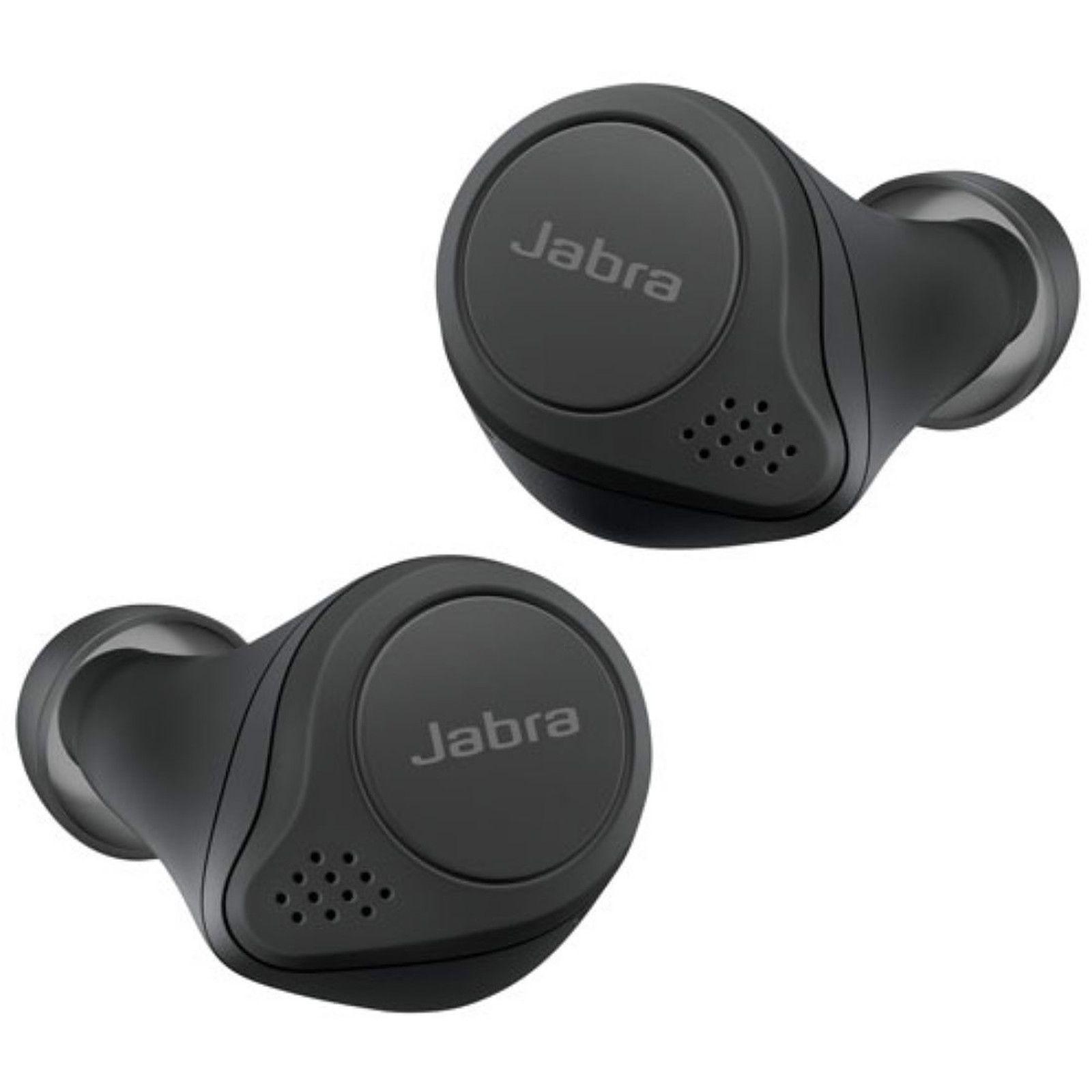 Écouteurs intra-auriculaires sans-fil Jabra Elite 75T - True Wireless, Bluetooth 5.0