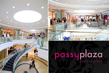 Bon d'achat de 30€ à utiliser dans l'une des 30 boutiques du centre commercial Passy Plaza à Paris