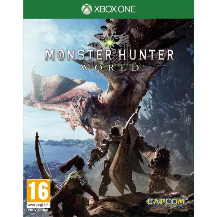 Monster Hunter World sur Xbox One