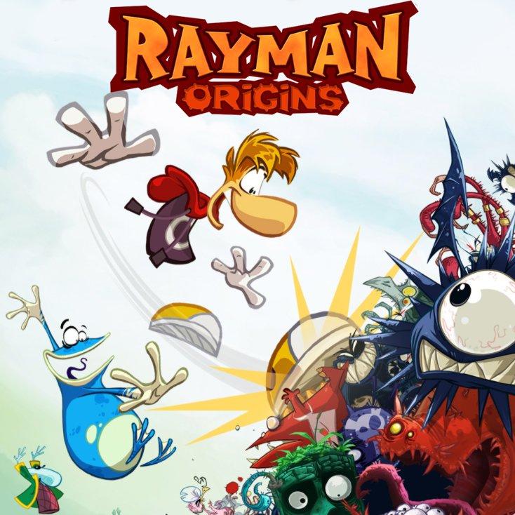 Rayman Origins sur PC (Dématérialisé)