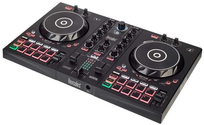 Contrôleur DJ Hercules DJControl Inpulse 300