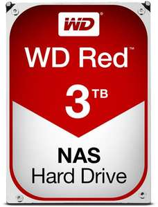 """Disque dur interne 3.5"""" Western Digital WD Red - 3 To"""