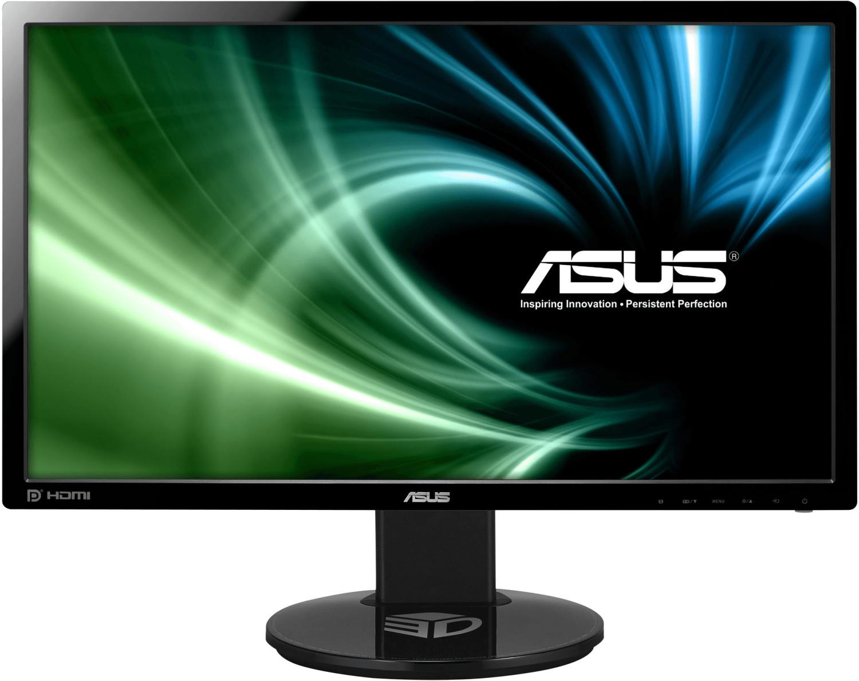 """Écran PC 24"""" Asus VG248QE - full HD, LED TN, 144 Hz, 1 ms, 3D Ready"""