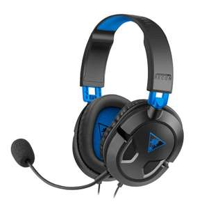 Casque gaming Turtle Beach Recon 50P - Noir
