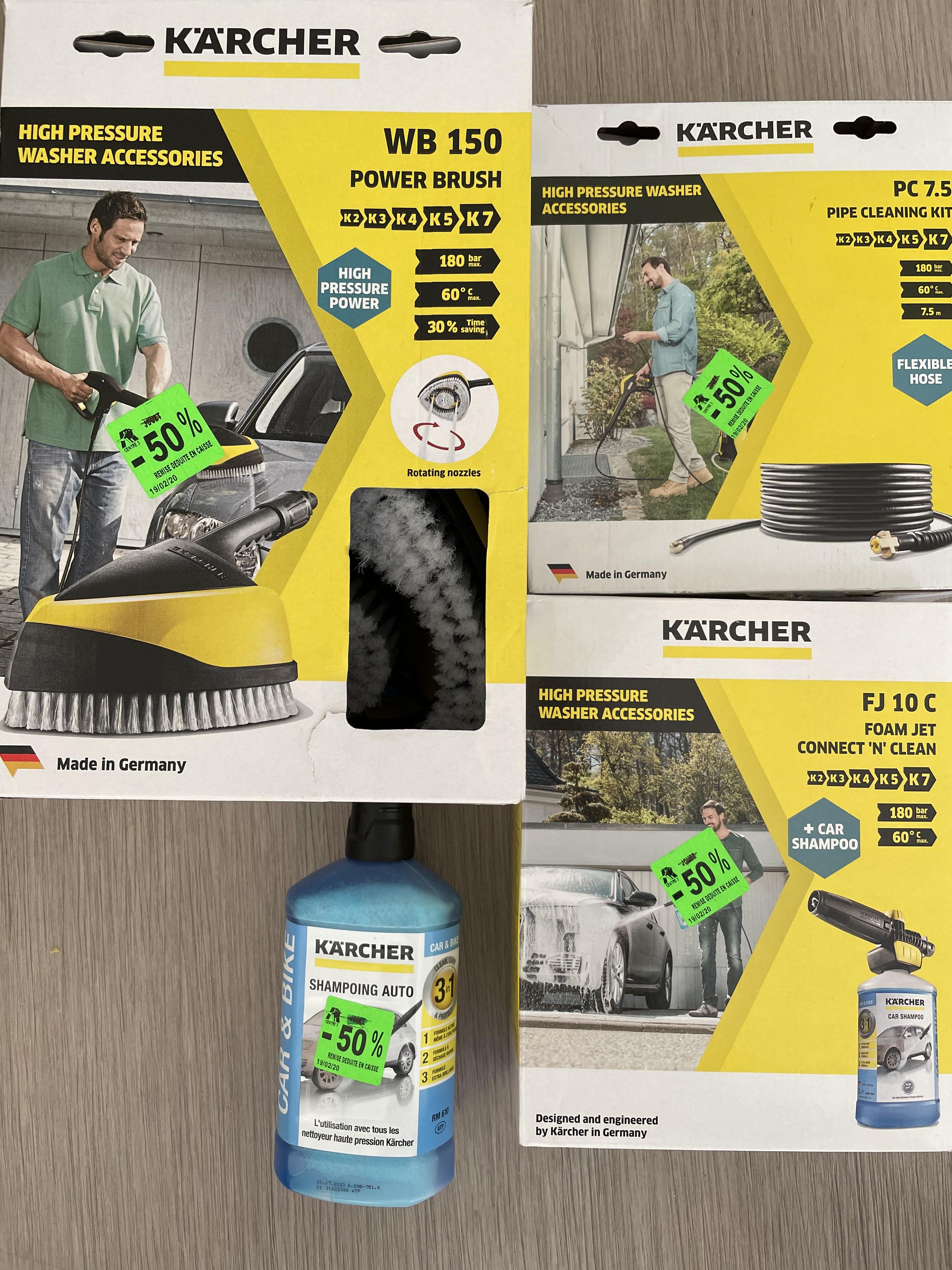 Sélection de produits Karcher en promotion - Centre 2 (42)