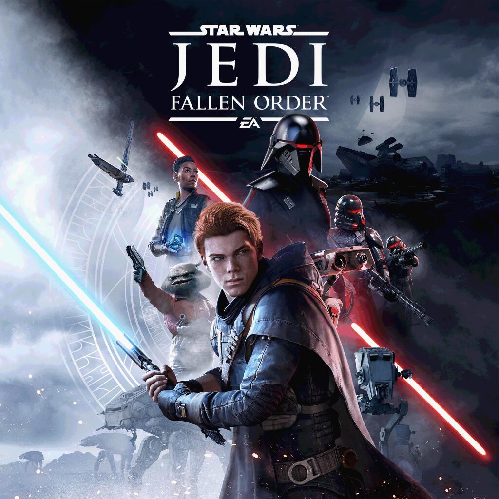 Sélection de jeux en promotion sur Stadia - Ex: Star Wars Jedi Fallen Order (Dématérialisé)