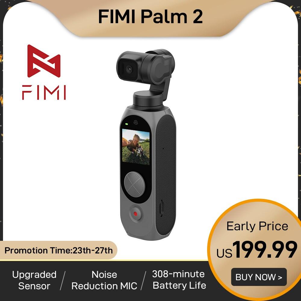 [Précommande] Caméra stabilisée Fimi palm 2 (157€ avec le code AEBFA12)