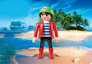 Figurine Playmobil XXL (70631) - Pirate Rico