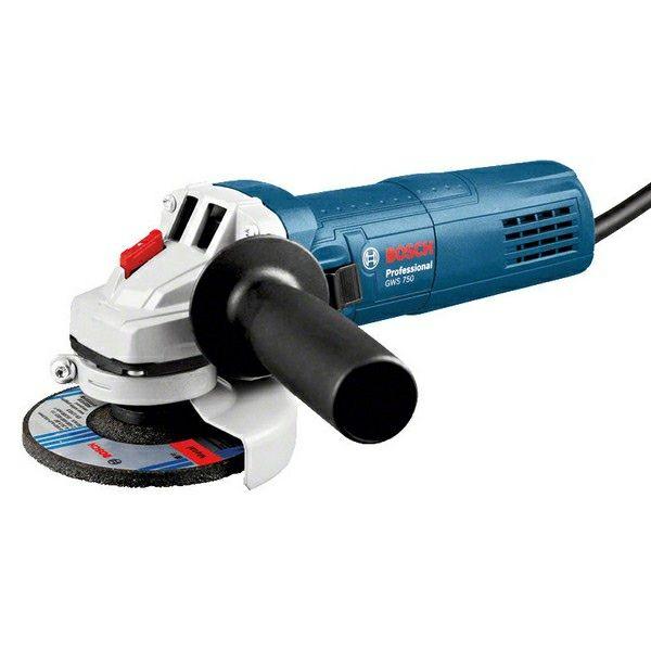 Meuleuse Bosch GWS750 060139400A - 125mm, 750W