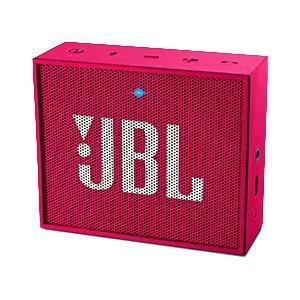 Enceinte Bluetooth JBL Go - Noir, Orange ou Rose
