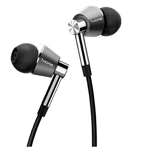 Écouteurs intra-auriculaire 1MORE Triple Driver E1001 - Argent (Vendeur tiers)