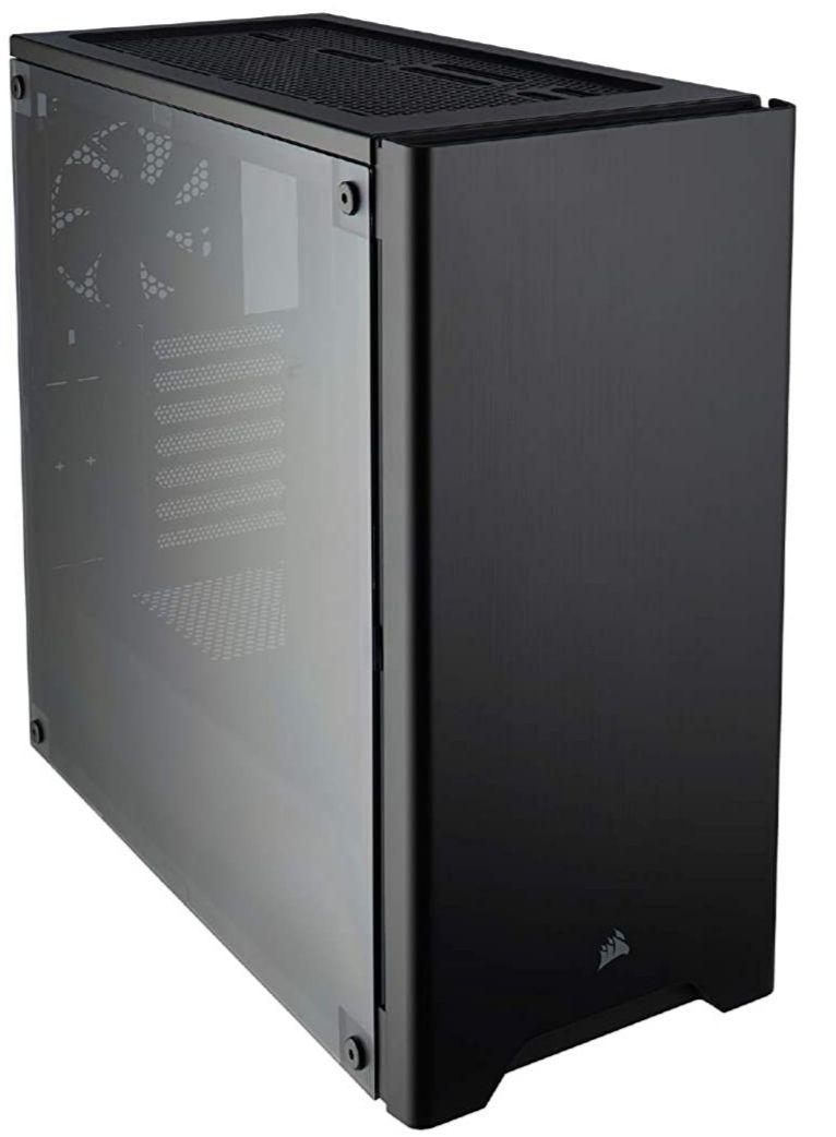 Boîtier PC Gaming Corsair Carbide 275R (Fenêtré Moyenne Tour ATX) - Noir