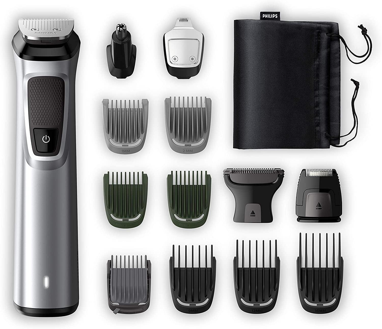 Tondeuse à barbe et cheveux Philips Multigroom Series 7000 MG7720/18