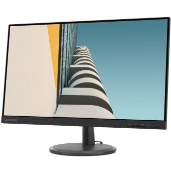 """Ecran PC 23,8"""" Lenovo D24-20 - Full HD, Dalle VA - Noir"""