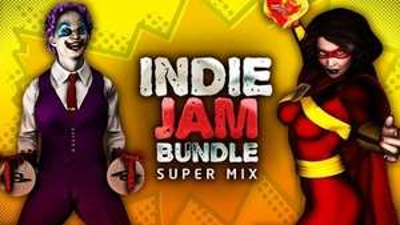 Indie Jam Bundle - Super Mix 10 Jeux (Dématérialisés - Steam)