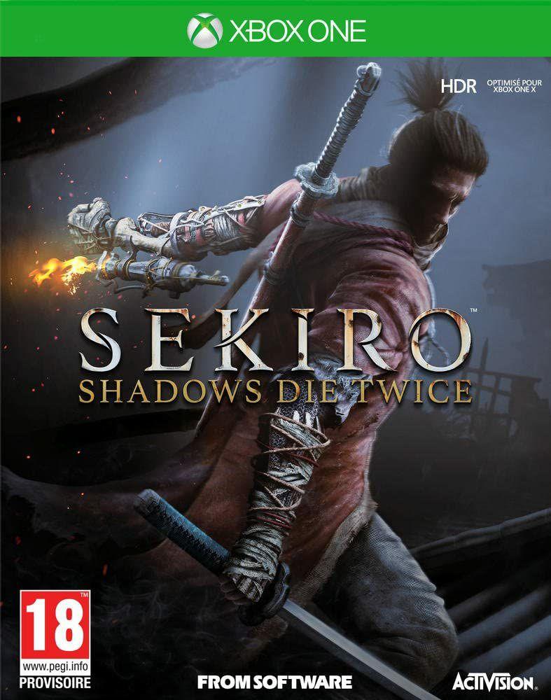 Sekiro Shadows Die Twice sur Xbox One (Dématérialisé - Store Brésil)