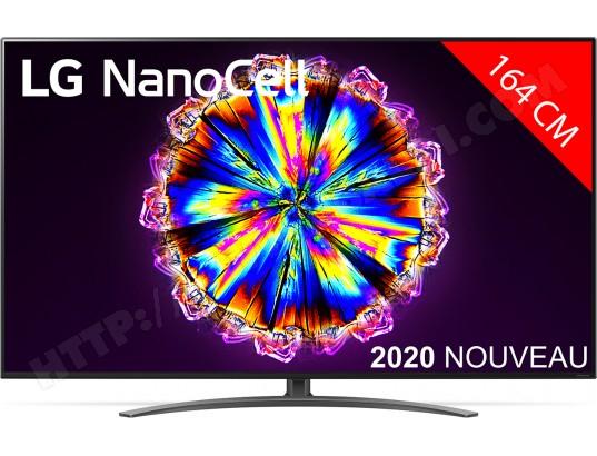 """TV LED 65"""" LG NanoCell 65NANO91 - 4K UHD, 100Hz, Doby Vision/Atmos, HDMI 2.1"""