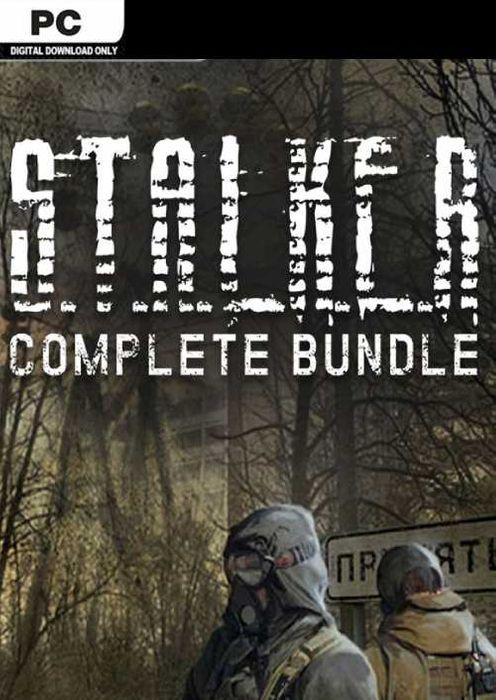 Bundle S.T.A.L.K.E.R. sur PC (Dématérialisé, Steam)
