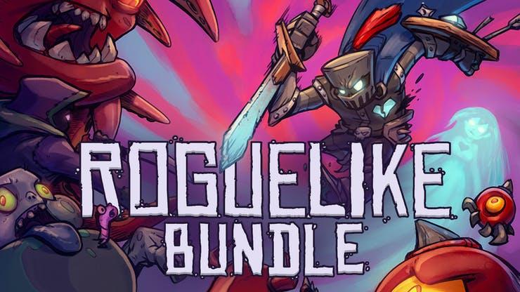Roguelike Bundle : 10 jeux sur PC (Dématérialisés - Steam)
