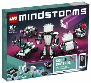 Jeu de construction Lego Mindstorms - Robot Inventor n°51515 (Via 104.99€ sur la carte)