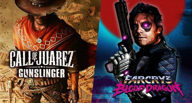 Bundle: Call Of Juarez Gunslinger + Farcry 3 Blood Dragon (Dématérialisé - Uplay)
