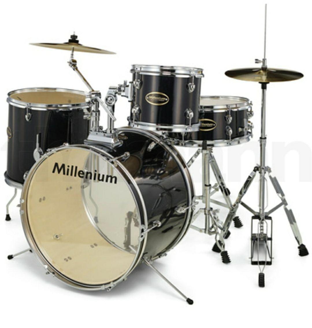 Batterie complète Millenium MX120 Starter Drumset pour débutants