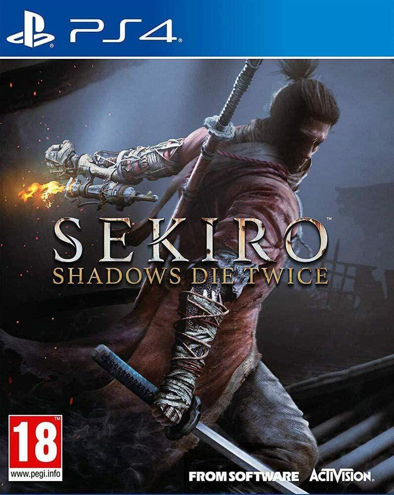 Sekiro : Shadows Die Twice sur PS4