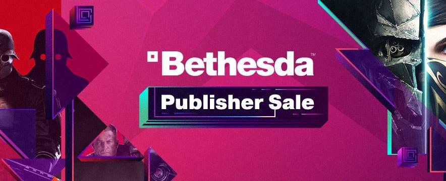 Sélection de Jeux Bethesda en Promo sur PC (Dématérialisés - DRM-Free - Stores FR et RU) - Ex: Dishonored 2