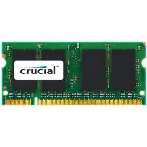 Barrette de RAM Crucial So-Dimm pour Mac 4 Go - Garantie à vie