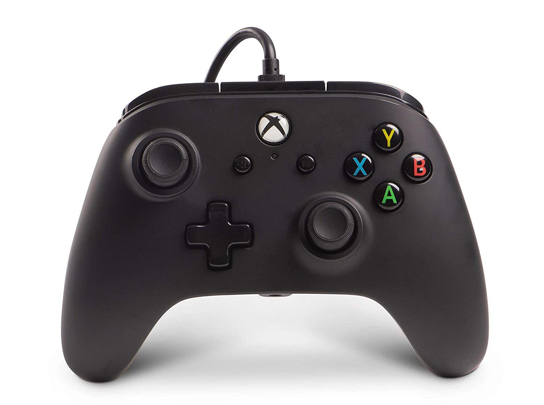 Manette filaire Core Xbox One - Noir
