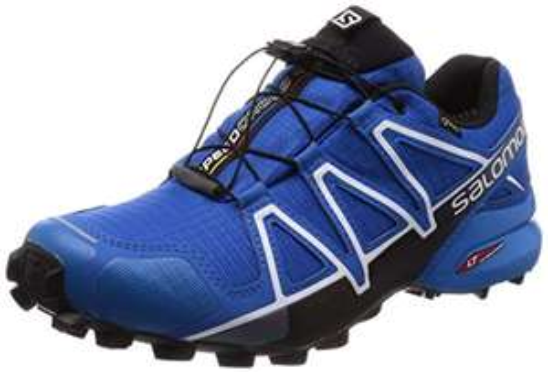 Chaussures trail Homme Salomon Speedcross 4 GTX (Bleu)