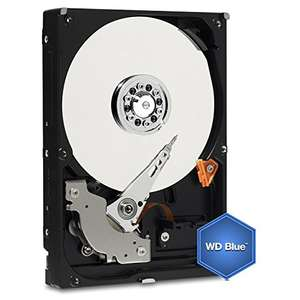 "Disque dur interne 3.5"" WD Blue - 4 To, 5400 rpm"
