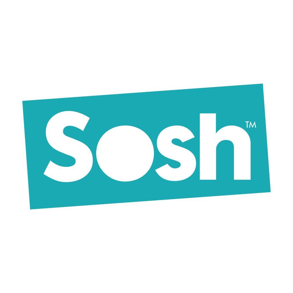 [Nouveaux Clients] Forfait mobile Sosh : Appels/SMS/MMS illimités + 40 Go DATA en France/8 Go en Europe (sans conditions d'engagement/durée)