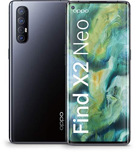 "Smartphone 6.5"" Oppo Find X2 Neo - 12 Go RAM, 256 Go, Noir"