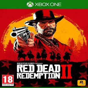 Jeu Red Dead Redemption 2 sur Xbox One