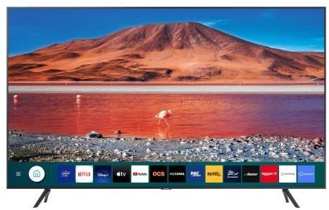 """Abonnement Internet Bbox Smart TV pendant 24 mois (fibre + appels illimités + B.tv) + TV 50"""" Samsung UE50TU7125 (4K UHD, LED, Smart TV)"""